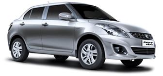 Car Rental in Ahmedabad – Swift Dzire